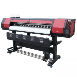 1.8m 6ft 1440dpi еко разтворител медии dtg принтер за дрехи WER-ES1902