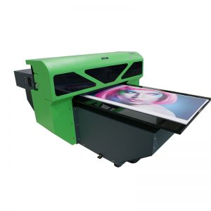 1800 A2 размери нов дизайн текстилно плоско стъкло принтер печат машина WER-D4880UV