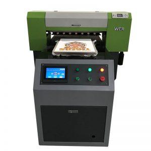 2018 нов продукт 8 цвята мастилен а1 6090 uv плосък принтер