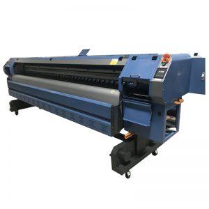 3.2 м Konica 512i печатаща глава цифров винилен флейф банер разтворител принтер / плотер / печатарска машина WER-K3204I