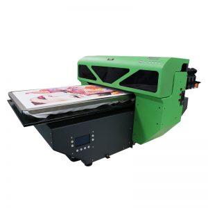 8-цветен високоскоростен dtg принтер за тениска евтин принтер за фланелки с фланелка за фланелки, направен в Китай WER-D4880T