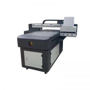 CE одобри фабрика евтини цена цифрова тениска принтер, UV цифрова машина за печат за тениска WER-ED6090UV