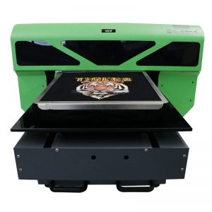 Китай Производител на малка машина за печатане на тениски директно към принтер за дрехи dtg a2 a3 WER-D4880T