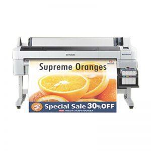 EPSON B6080 / B7080 Професионален цифров еко разтворител принтер