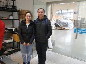 Г-н Ернан Родригес от Колумбия