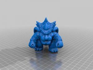 Еднопосочно 3D решение за печат