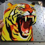 Решение за едноцветно стъкло за печат