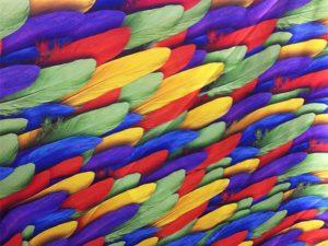 Еднопосочно решение за домашен текстилен печат