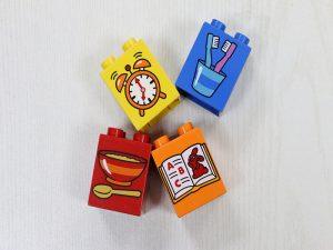 Еднократен пластмасов печат