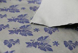 Текстилна печатна извадка 2 чрез цифрова машина за печат на текстил WER-EP7880T