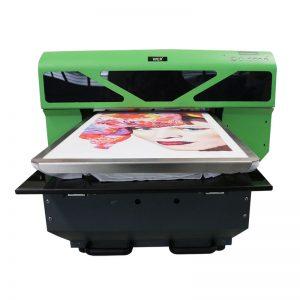 A2 размер DTG директно към дрехата принтер риза печат машина WER-D4880T