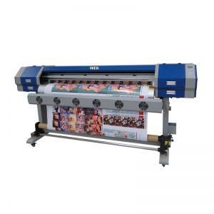 най-добрата цена цифров памучен текстилен принтер с dx7 WER-EW160