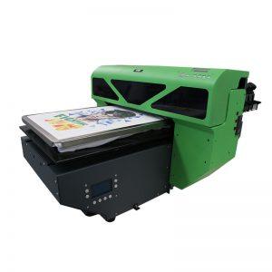 евтин цифров мастилено-струен еко разтворител T риза принтер за реклама WER-D4880T