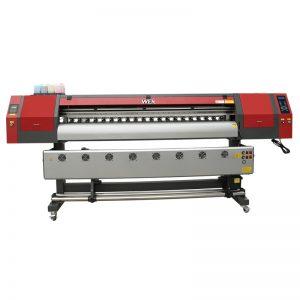 китайски най-добра цена тениска голям формат печат машина плотер цифров текстил сублимация мастилено-струен принтер WER-EW1902