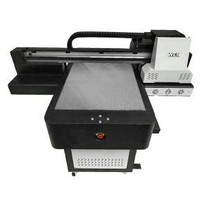 фабрика евтини цена цифрови flatbed текстил тениска директно да облекло принтер WER-ED6090T