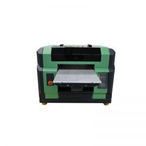 добра цена за a3 a4 плосък WER-E2000UV Универсален принтер с принтер dx5 с 8 цвята