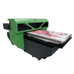 висококачествен принтер за мастиленоструен принтер a2 UV плосък принтер UV тениска WER-D4880T
