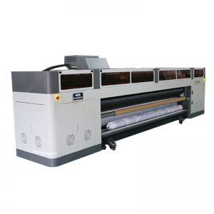 високоскоростна цифрова мастиленоструйна принтерна машина с висока разделителна способност с печатаща глава ricoh gen5 UV плотер WER-G-3200UV