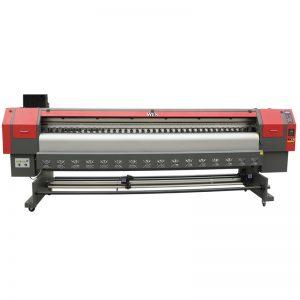 висока скорост 3,2 м принтер за разтворители, цифрова печатна машина банер цена WER-ES3202